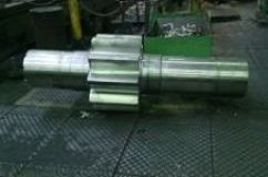 Gearshaft after machining
