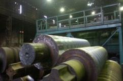 Rolls section rolling mill